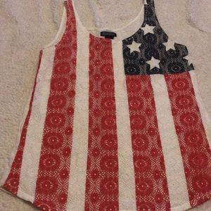 Lucky star stripped tank small